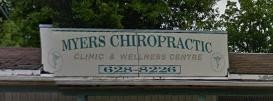 Myers Chiropractic Clinic & Wellness Centre