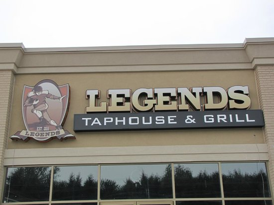 Legends Taphouse and Grill